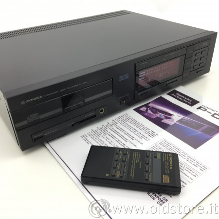 Pioneer P D90 - lettore CD...