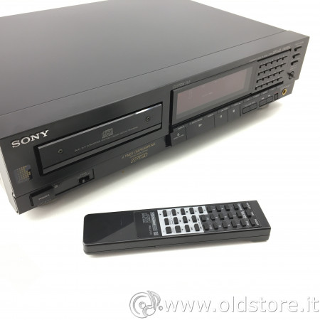 Sony CDP 227 ESD - lettore CD